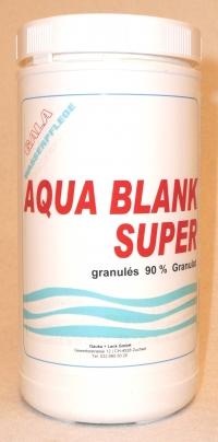 AQUA BLANK SUPER SCHOCK TABLETTEN, À 20G